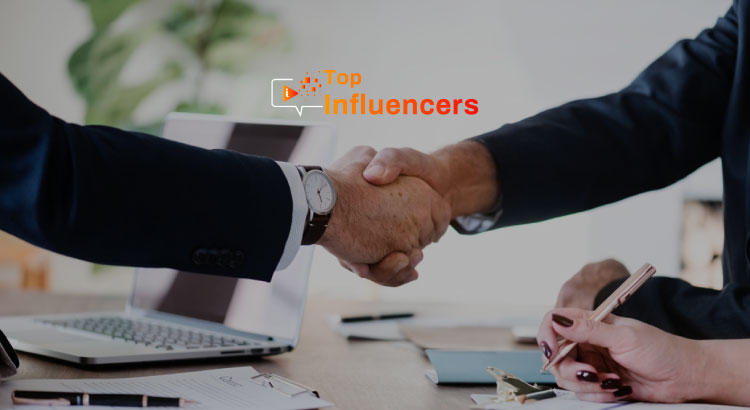 Join Top Influencer as a Influencer